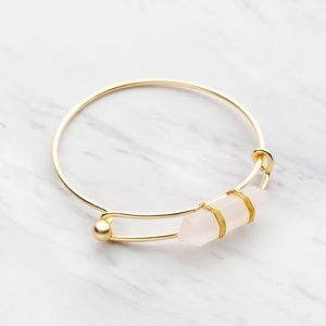 Gold and Crystal Bracelet NWT